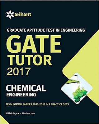 Download Free Arihant Gate Tutor 2017 Chemical Engineering Book PDF