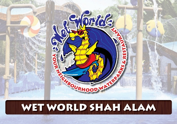 wet world water park shah alam
