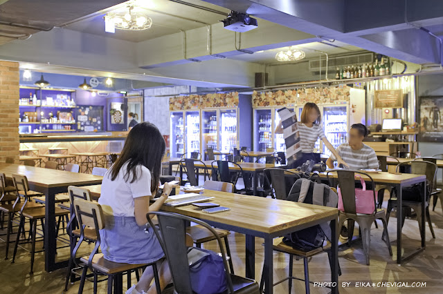 MG 6599 - 熱血採訪│400多款精釀啤酒喝不完!隱身在青海路的薩克森餐酒館旗艦店,餐點氣氛都不錯!