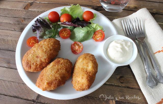 Filetes rusos. Julia y sus recetas
