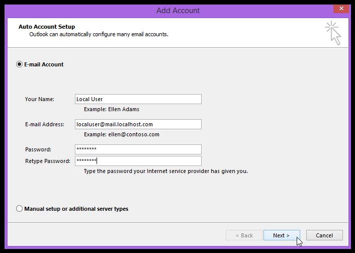 Electrical Gaze: Setup Mail Server in Windows using hMailServer