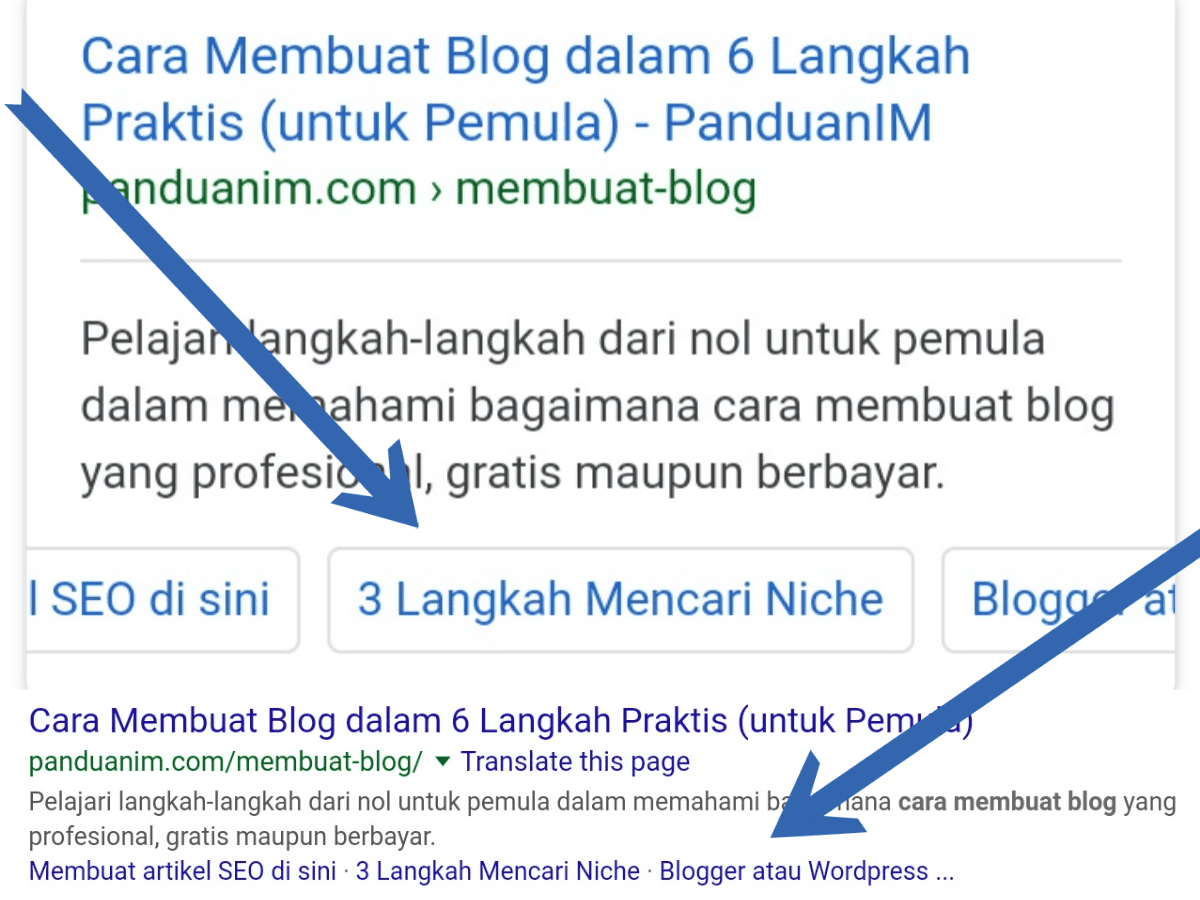 Cara Memasang Table Of Contents Di Blogspot