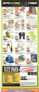 Home Depot Flyer Weekly - Valid April 5 – April 11, 2018