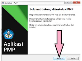 Aplikasi PMP