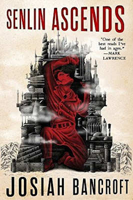 Senlin Ascends, (The Books of Babel #1), Josiah Bancroft, Book Review, InToriLex