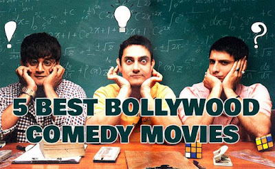 5 Best Hindi Comedy Movies