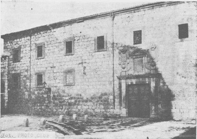 Resultado de imagen de Monasterio de San Felices de Calatrava (Burgos)