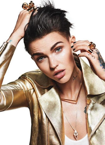 Ruby Rose Makes Us Want To Commit A Crime