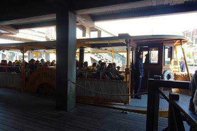 Voyage Boat Ride at Tokyo Disneysea Japan