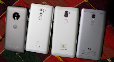 5 Best Smartphones under Rs 15,000 in India
