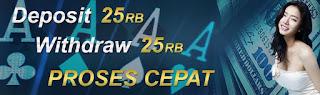 Deposit mudah dan cepat di situs Agen judi Online INCARQQ.NET