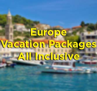 Europe Vacation Packages All Inclusive List Vacation - Europe vacation packages