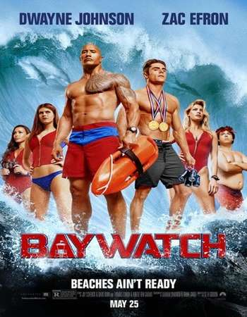Baywatch 2017 Full English Movie BRRip Download