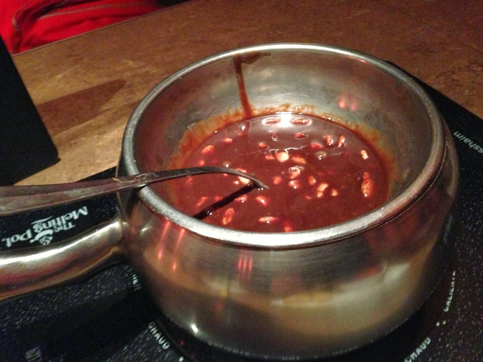 melting pot fondue