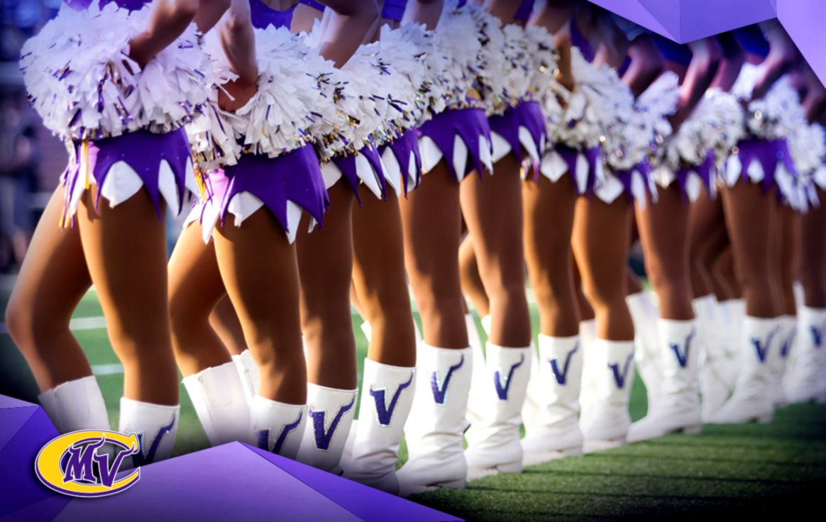 Minnesota Vikings Nfl Cheerleaders Wallpaper