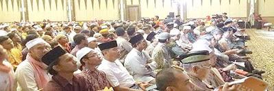 Ulama Ahli Hadits Hadir dalam Muktamar Tokoh Umat HTI Riau