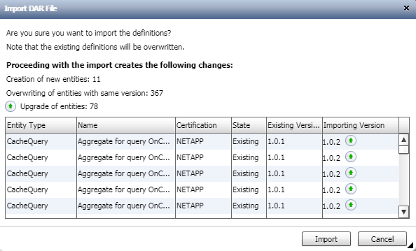 Cosonok\'s IT Blog: Integrating WFA 4.1 with OCUM 7.2