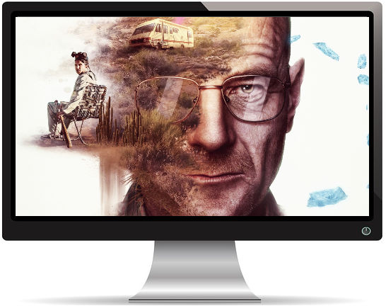 Breaking Bad Artwork - Fond d'Écran en Full HD