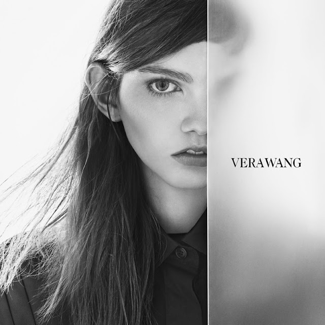 Vera Wang Spring/Summer 2016 Campaign featuring Molly Bair