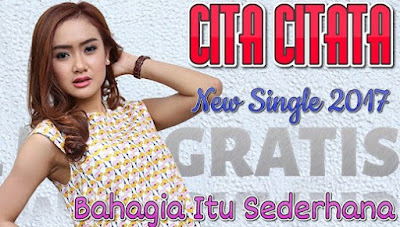 Download Lagu Cita Citata Bahagia Itu Sederhana Mp3 Terbaru