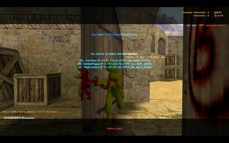 9XTeA2B Counter Strike Yesil Kırmızı Wallhack Hile indir