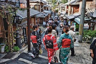 Berwisata Ke Uji City Kyoto Jepang