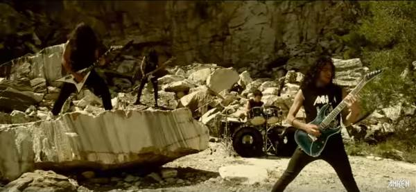 "AMKEN: Δείτε το νέο τους video για το κομμάτι ""Shattered Sanity"""
