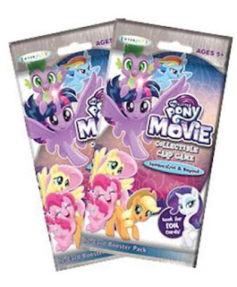 My Little Pony the Movie Seaquestria & Beyond Set CCG