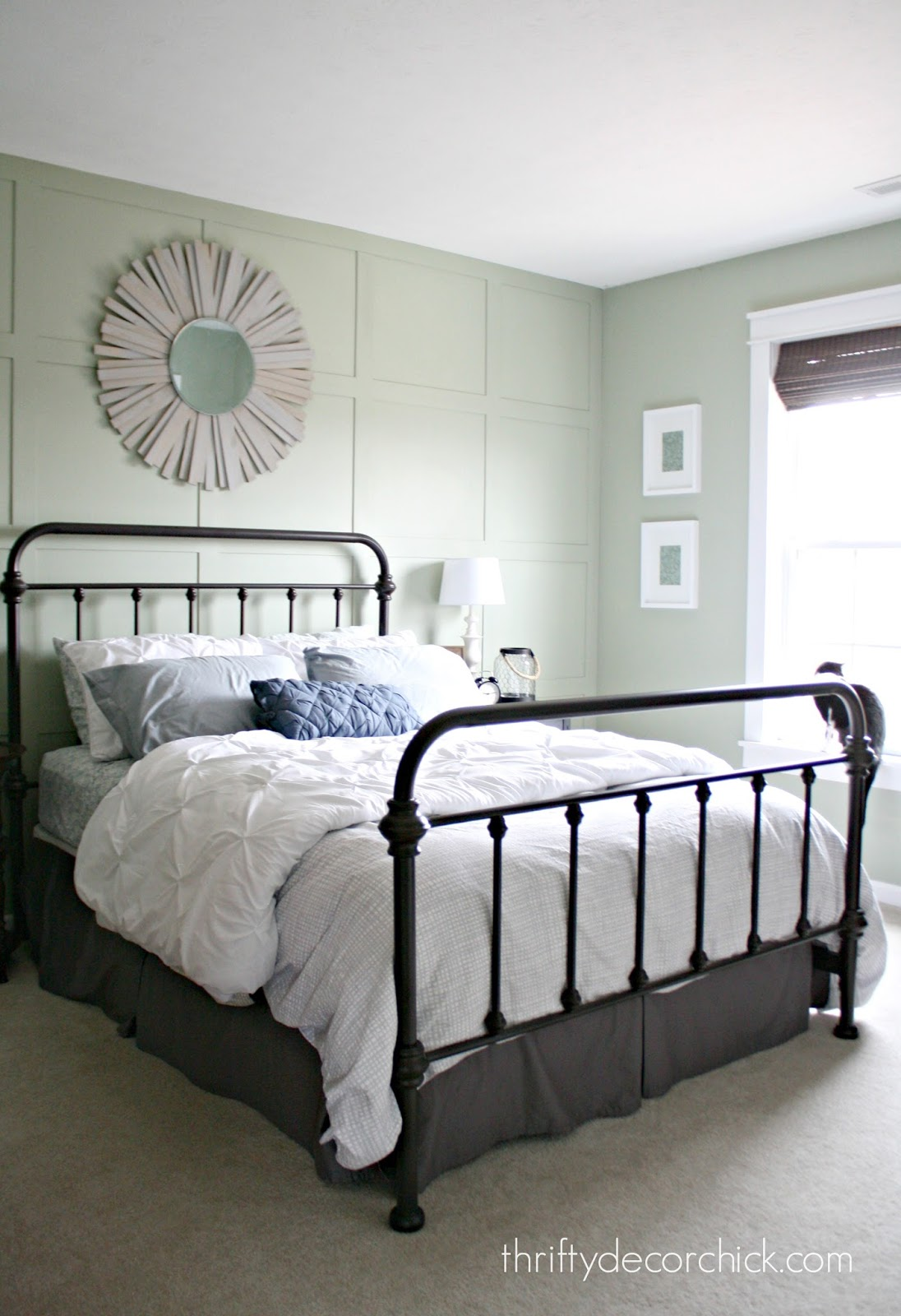 Lovely Softened green Sherwin Williams