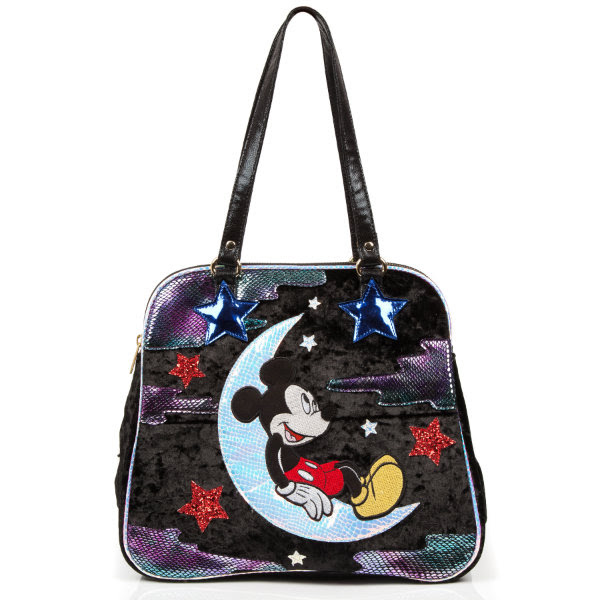 irregular choice disney mickey mouse dreamy mickey handbag