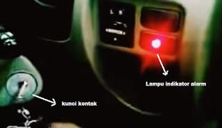 Cara Memperbaiki / Reset Alarm Toyota Avanza Yang Error Tidak Bunyi