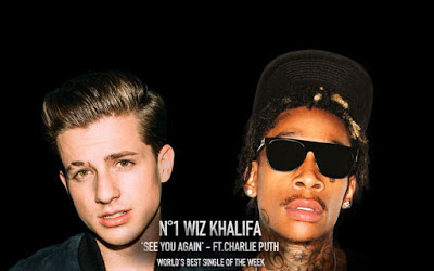 Lagu Wiz Khalifa feat Charlie Puth See You Again Ost Fast and Furious 7 Mp3