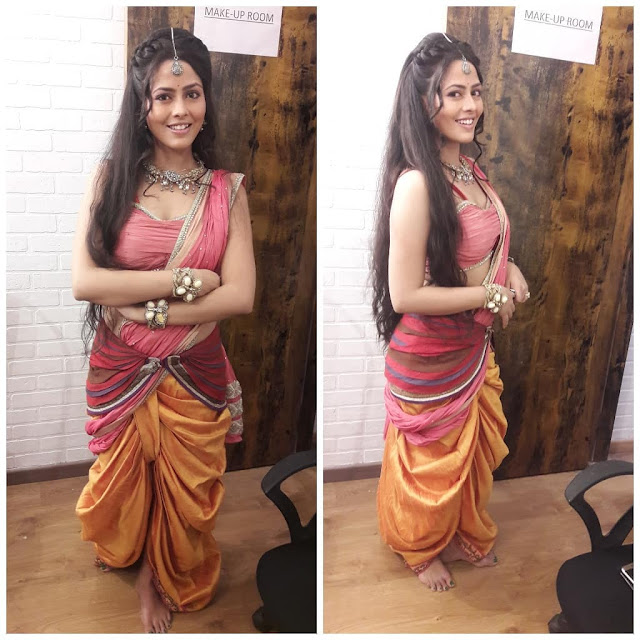Richa Dixit is a TV, Bollywood and Bhojpuri film Actress