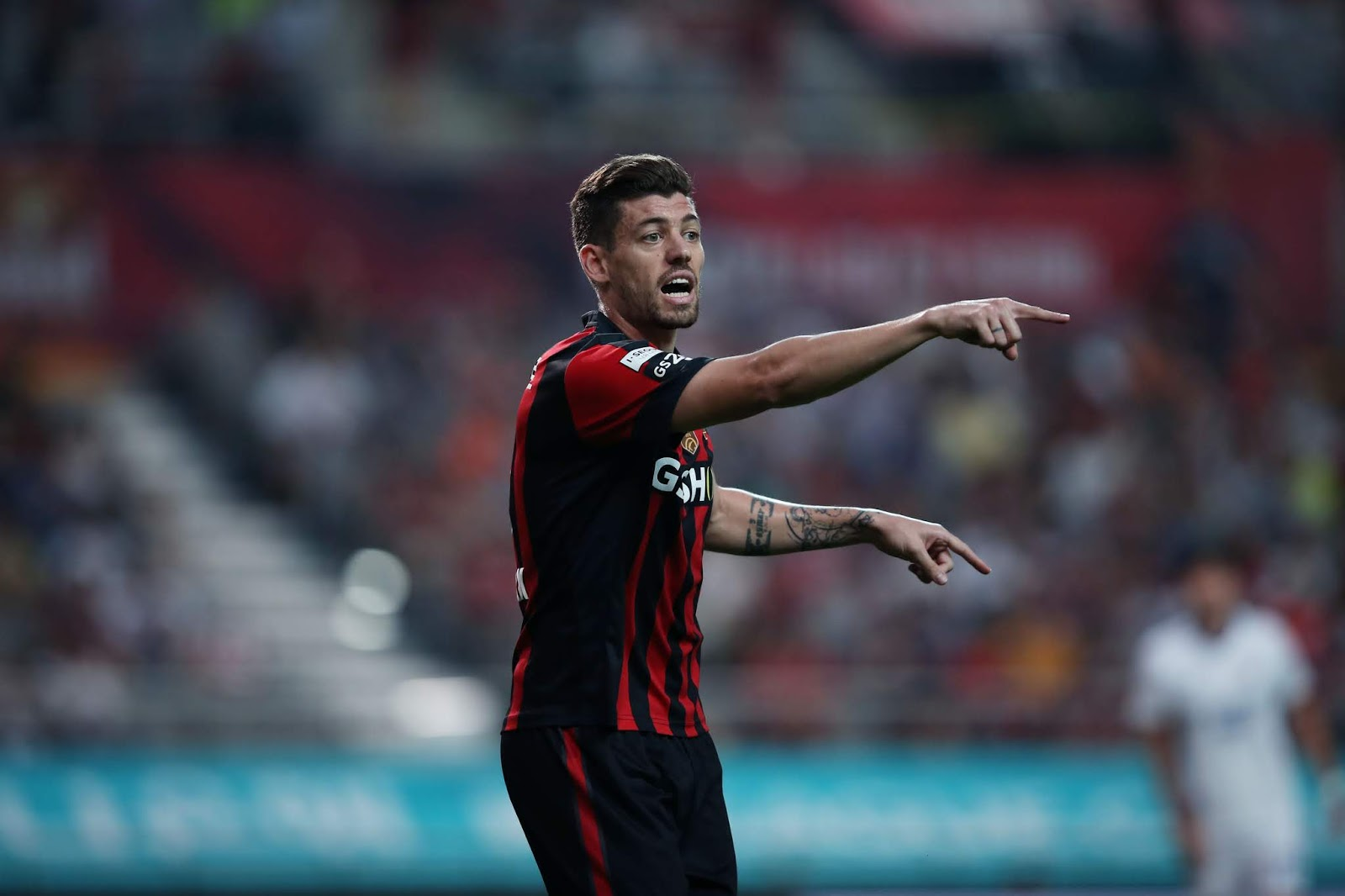 Breaking: Osmar Signs New Three-Year Deal With FC Seoul Osmar Ibáñez Barba