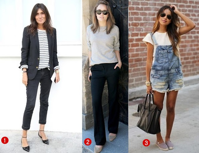 looks minimalistas femininos
