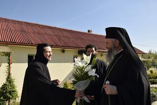 Aducerea Moastelor Sfantului Ioan Botezatorul si a Sfantului Mare Mucenic Gheorghe, Manastirea Sfanta Elisabeta