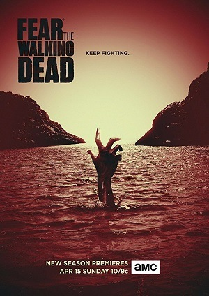 Fear The Walking Dead - 4ª Temporada Séries Torrent Download capa