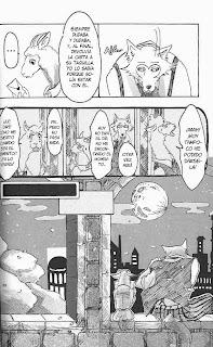 "Manga: Review de ""Beastars #1"" de Paru Itagaki  - Milky Way Ediciones"