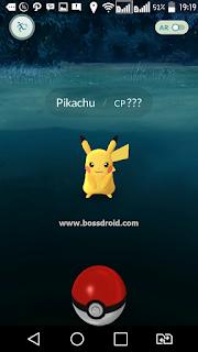 Cara Menangkap Pikachu di Game Pokemon GO