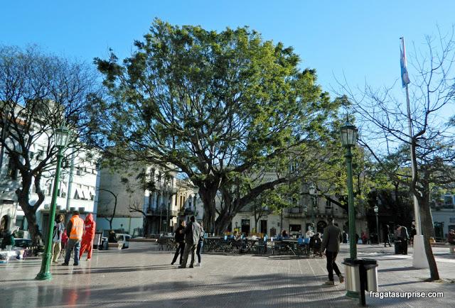Praça Dorrego, San Telmo, Buenos Aires