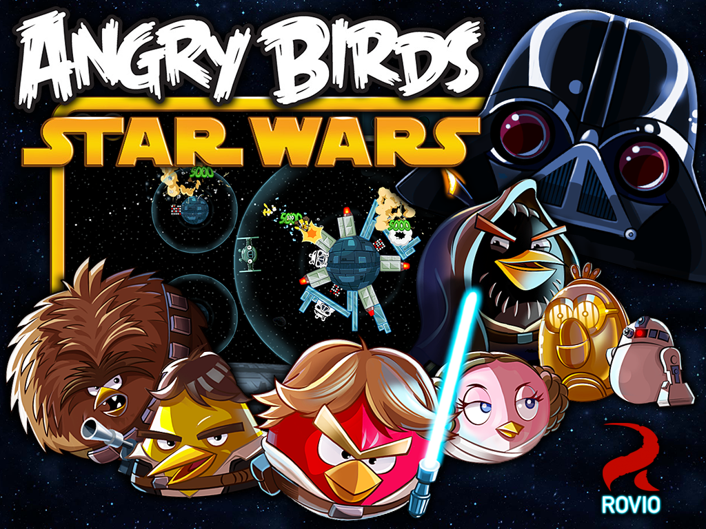 Angry Birds Star Wars 2017 Online friv game on FRIV 1