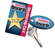 How to Use or Redeem Speedy Rewards Card Points Online