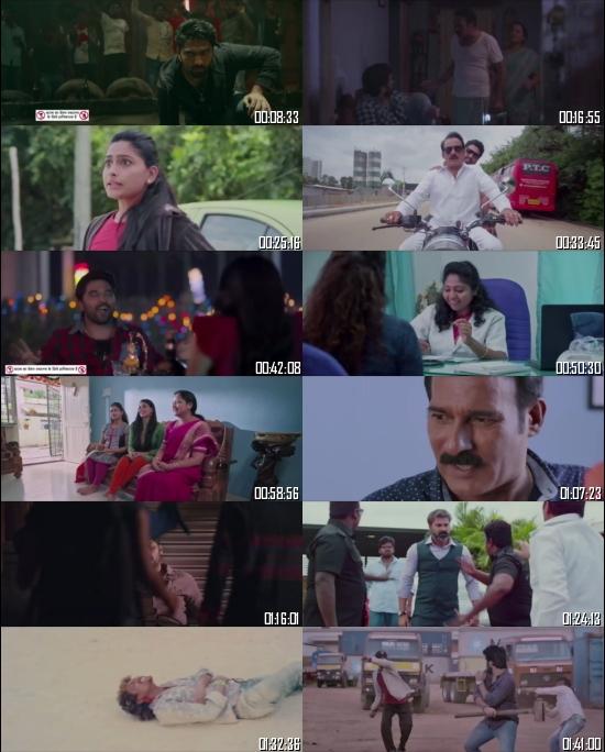 Vaasu 2019 Hindi Dubbed 720p 480p Full Movie Download