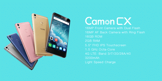 Tecno Camon Cx Mobile Full Specifications And Price