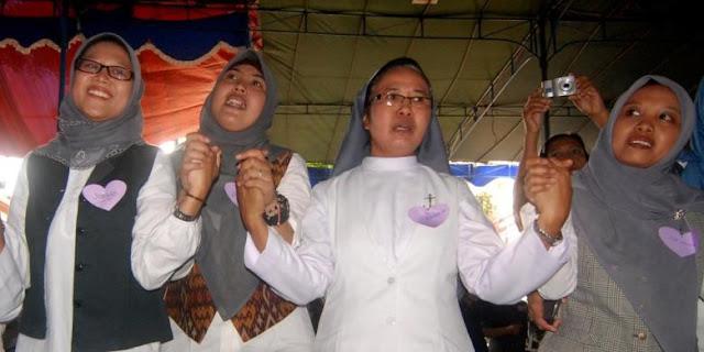 Deklarasi Perempuan Muslim dan Katolik Berkerudung, Toleransi Keagamaan