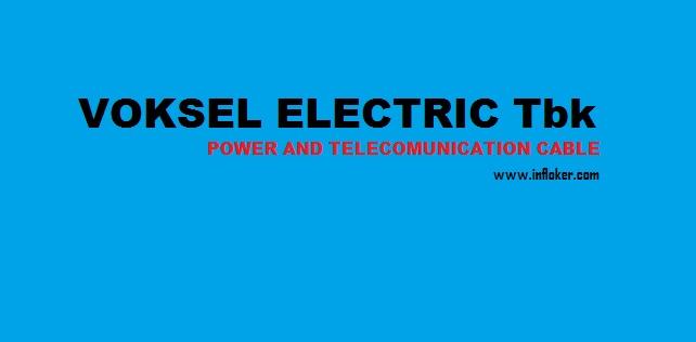 Loker PT. Voksel Electric Tbk