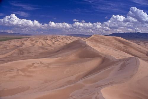 World Visits: Visit to Gobi Desert in China