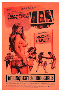 Delinquent School Girls (1975)