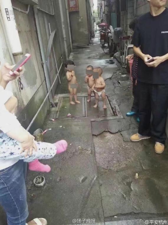 Kanak-Kanak 2 Tahun Bawa Adik Lari Dari Rumah
