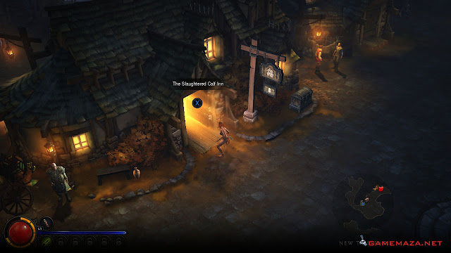 Diablo III Gameplay Screenshot 1